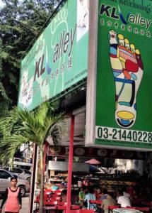 Chinesische Massage in Kuala Lumpur