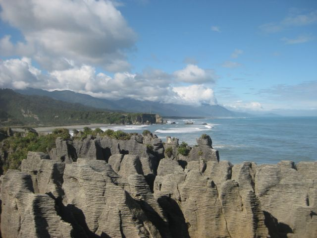 Pancake Rocks (Reiseblog und Foodblog Travel on Toast)