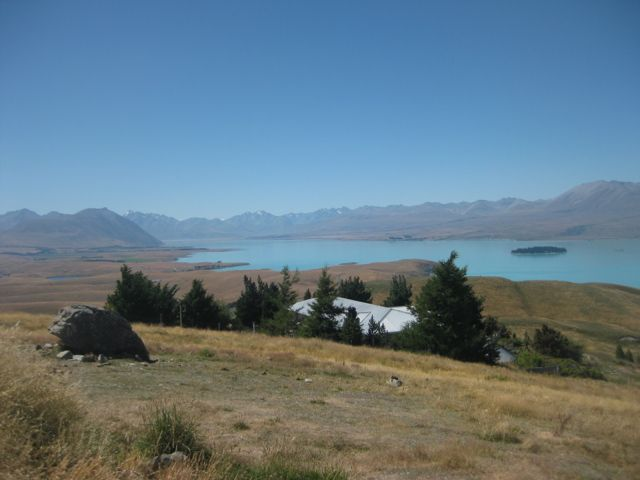 Lake Tekapo (Reiseblog und Foodblog Travel on Toast)