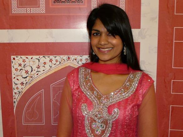 Indien-Stand auf der Reisemesse ITB