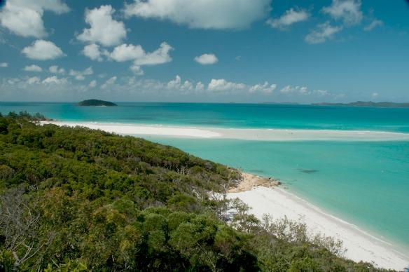Whitehaven Beach in Australien (Reiseblog und Foodblog Travel on Toast)