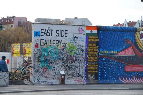 East Side Gallery (Reiseblog und Foodblog Travel on Toast)