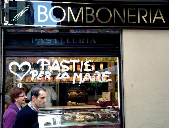 Bomboneria in Barcelona