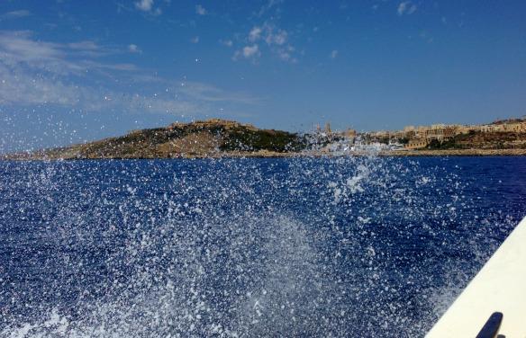 Bootstour zur Blauen Lagune in Malta