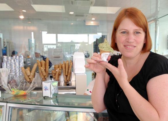 Reiseblog - Anja Beckmann in der Gelato University