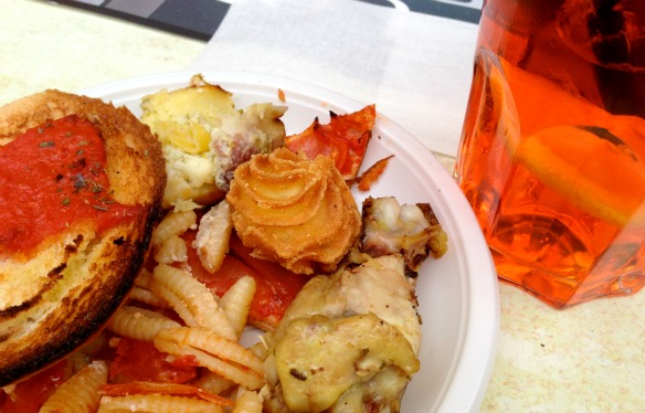 Aperitivo (Reiseblog und Foodblog Travel on Toast)