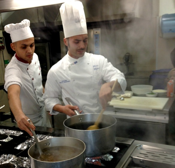 Sternekoch Marco Marino (Reiseblog und Foodblog Travel on Toast)