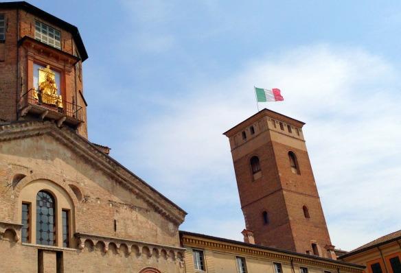 Ausgangspunkt Bologna