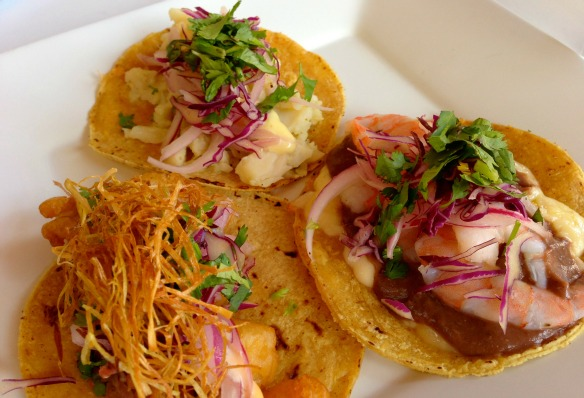 Tacos in Playa del Carmen
