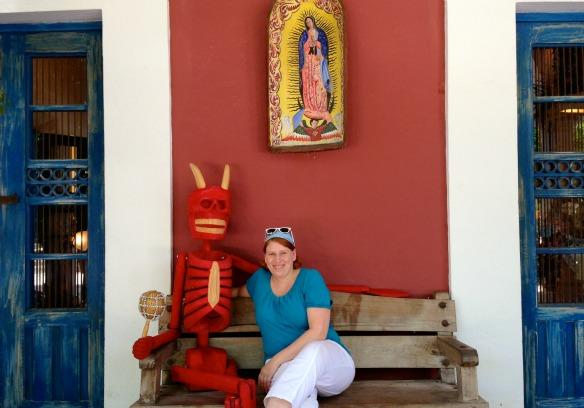 Anja Beckmann vom Reiseblog Travel on Toast in Mexiko
