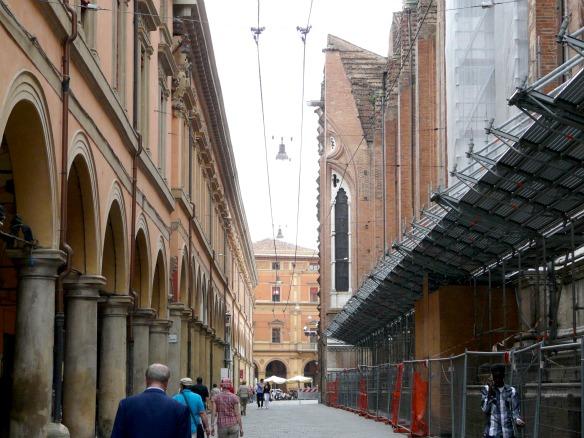 Basilika San Petronio in Bologna