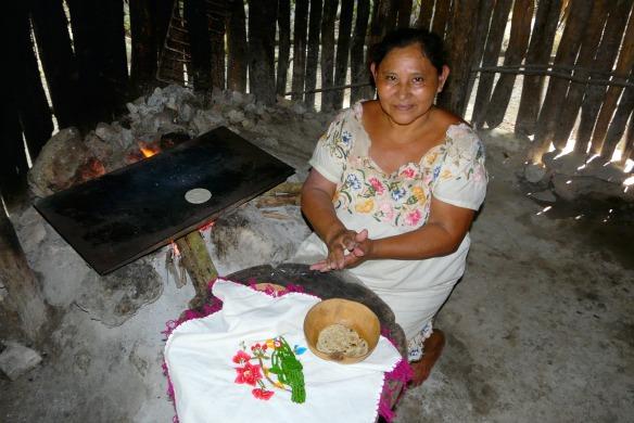 Tortilla in Mexiko