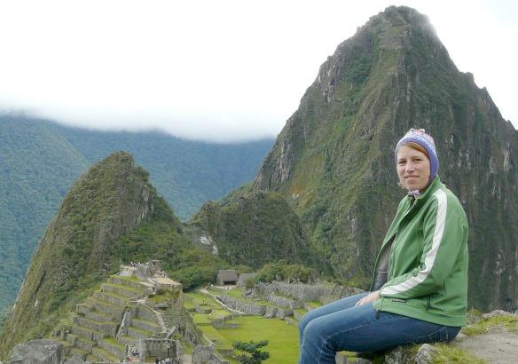 Reiseblogger Anja Beckmann in Peru