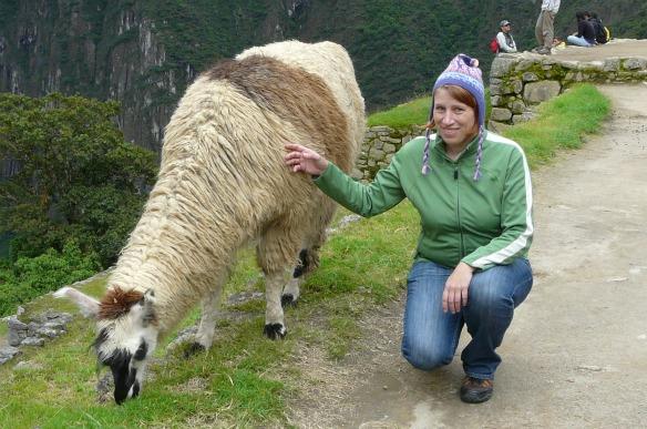 Anja Beckmann vom Reiseblog Travel on Toast in Peru