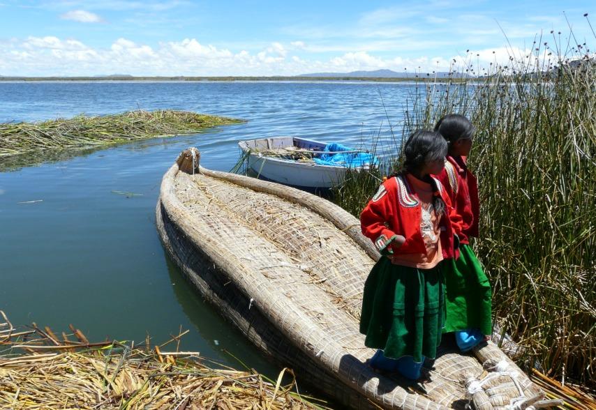 Urus in Peru