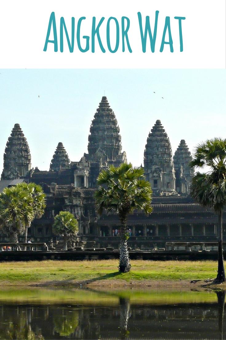 Angkor Wat & Co. (Kambodscha): Die Top 3 Tempel
