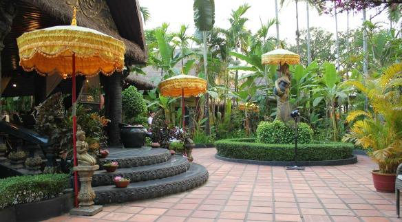 Hotel Bopha Angkor in Kambodscha