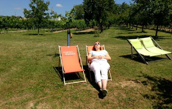 Anja Beckmann vom Reiseblog Travel on Toast in Österreich