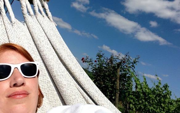 Reiseblogger Anja Beckmann in Österreich