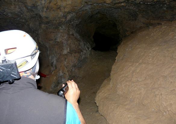 """Vulkanröhre """"La Cueva del Viento"""" (Reiseblog und Foodblog Travel on Toast)"""