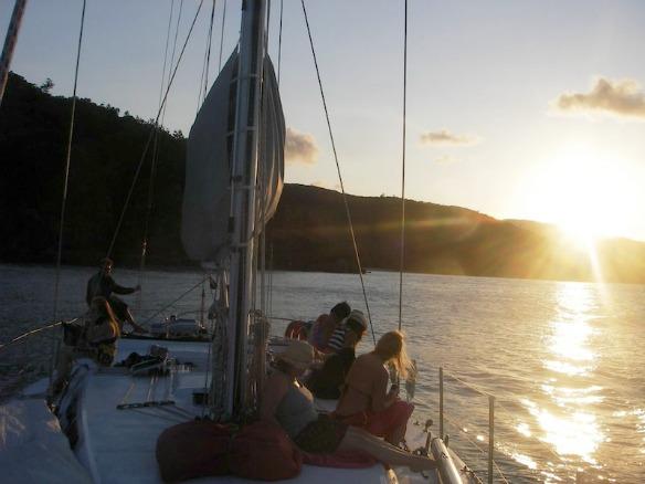 Segeltour bei den Whitsundays