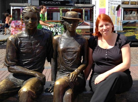 Reiseblogger Anja Beckmann in Belgien
