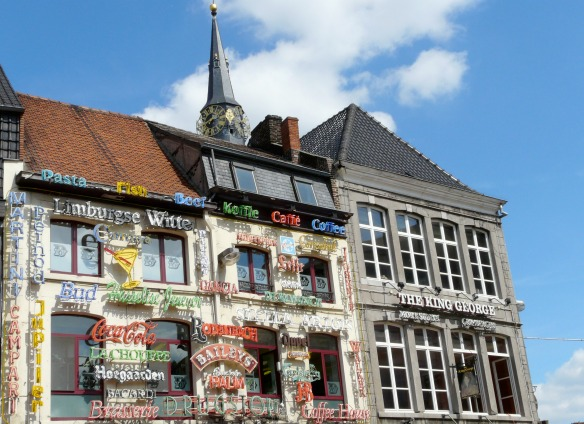 Hasselt in Belgien