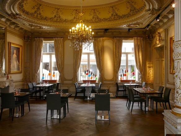 Belgien - Essen in Hasselt