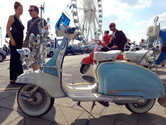 Brighton Mod und Sixties Weekender