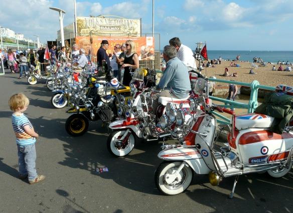 Mod Weekender in Brighton