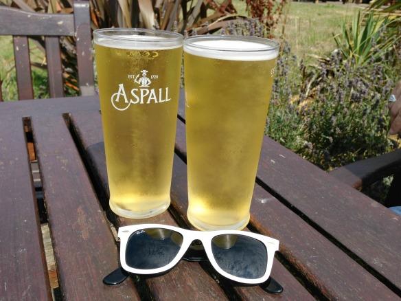 Essen in England - Cider