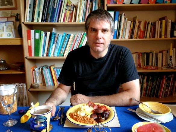 Essen in England - English Breakfast