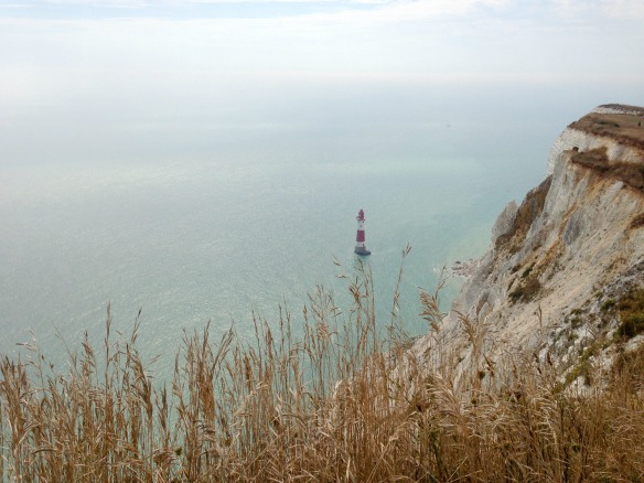 Beachy Head in Südengland