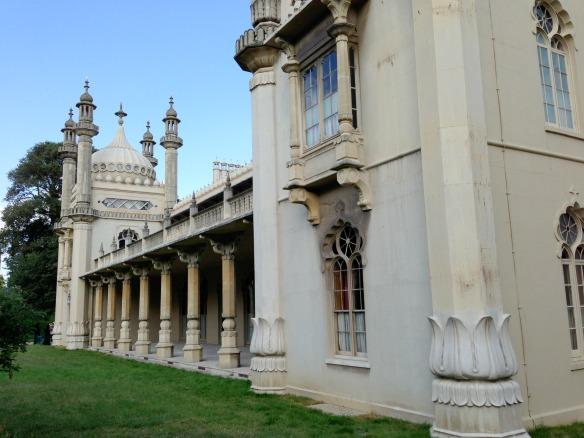 Südengland - Brighton, Royal Pavilion