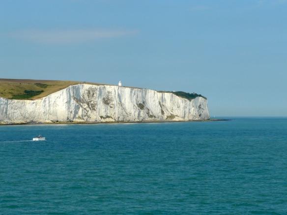 Südengland - Kreidefelsen von Dover