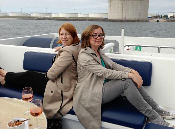 Reiseblogger Anja Beckmann in Rotterdam