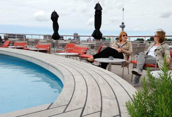 Anja Beckmann vom Reiseblog Travel on Toast in Rotterdam