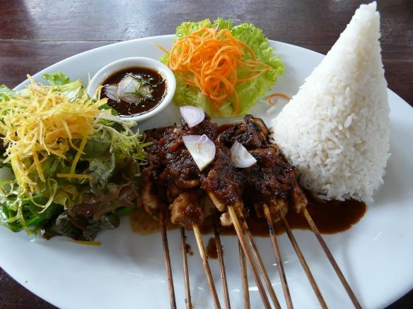 Travel on Toast, Reiseblog, Reiseblogger, Travelblog, Travelblogger, Foodblog, Foodblogger, Indonesien, Sate