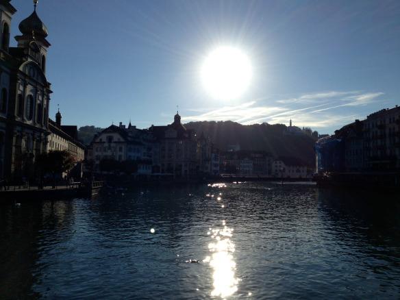 Travel on Toast, Reiseblog, Reiseblogger, Travelblog, Travelblogger, Foodblog, Foodblogger, Schweiz, Switzerland, Luzern, Lucerne, Reuss