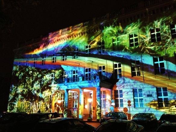 Das Berliner Festival of Lights