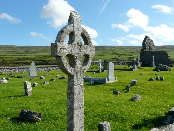 Celtic Cross in Irland
