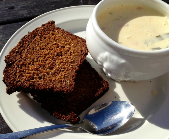 Seafood Chowder in Irland