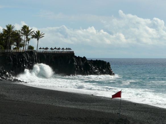 Strand von La Palma