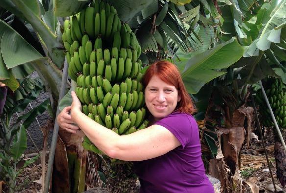 Reiseblogger Anja Beckmann auf La Palma