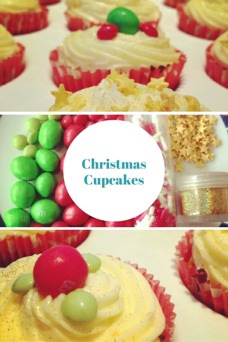Christmas Bakery Recipe: Festive Cupcakes