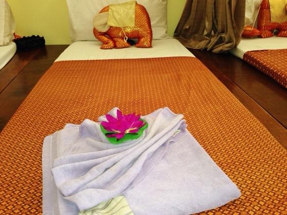 Thai-Massage in Thailand