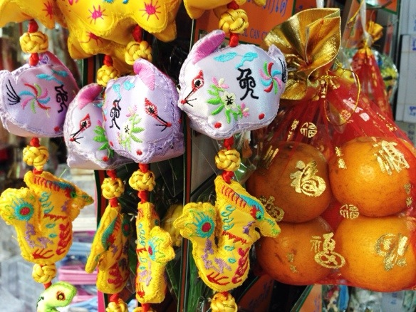 Chinesisches Neujahrsfest in Bangkok