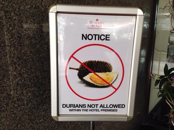 Thailand - Durian