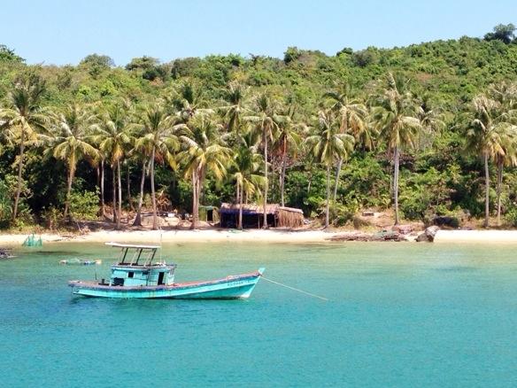 Insel Phu Quoc in Vietnam