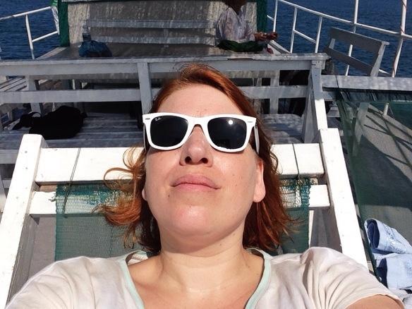 Reiseblogger Anja Beckmann in Vietnam